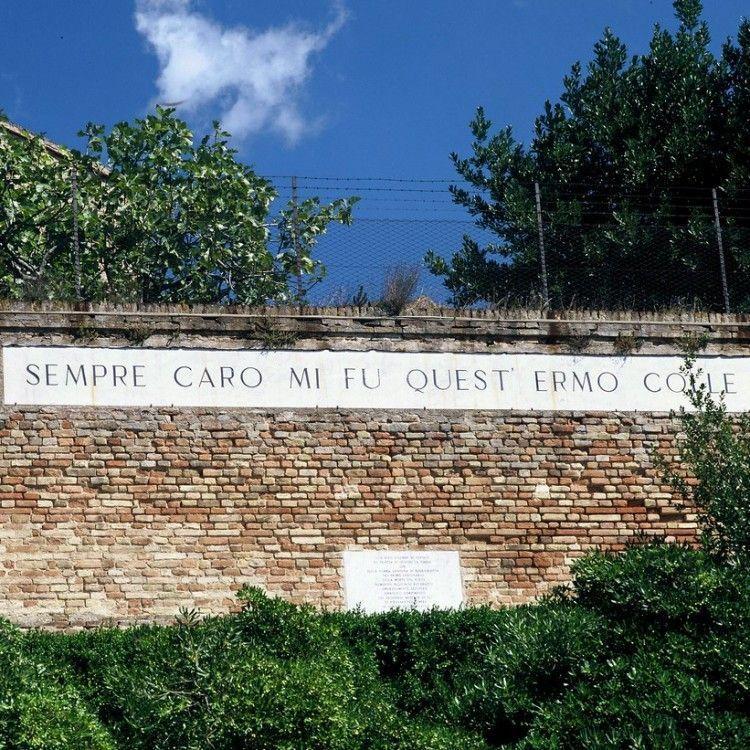 Due giorni nelle Marche sulle tracce di Dante e Leopardi