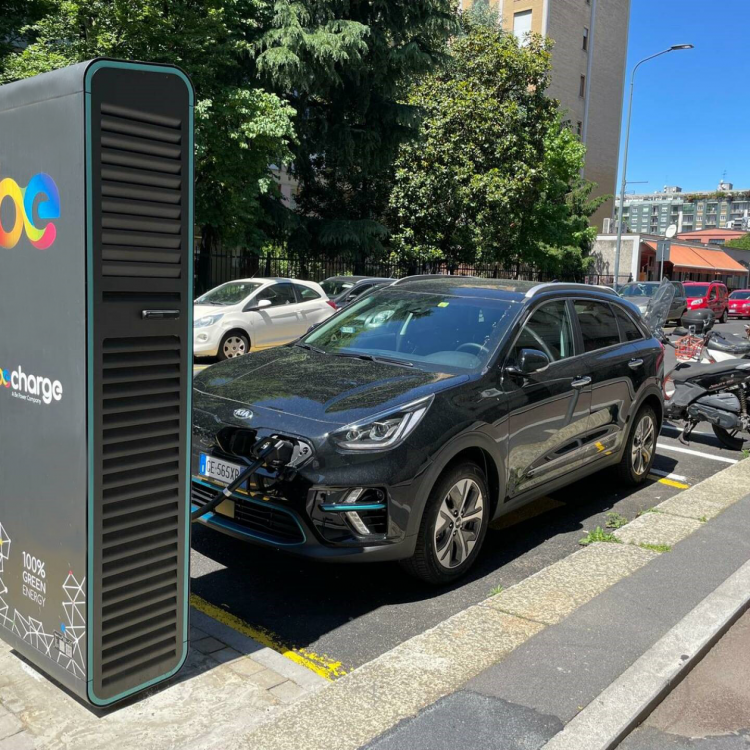 Electric cars, how does autonomy change in summer?