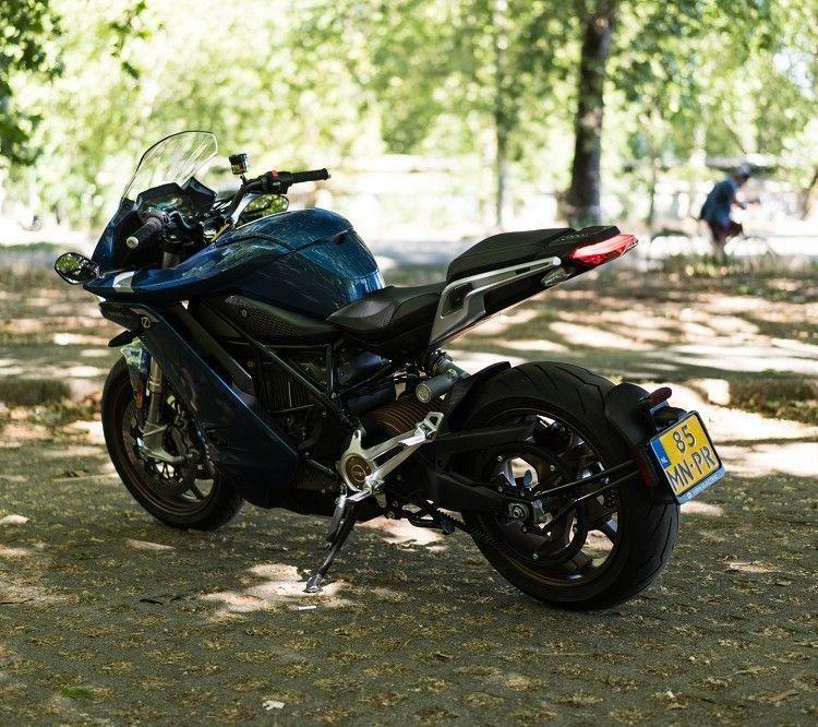 Electric motorbikes: tomorrow is now